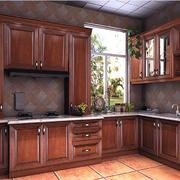 大户型开放式厨房装修