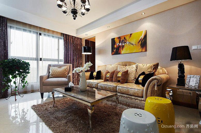 演绎传统文化精髓 新古典新房室内装修效果图大全
