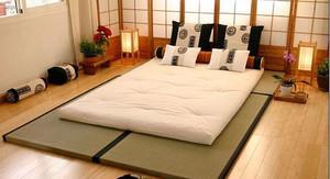 快速睡眠的榻榻米床装修效果图
