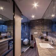 现代创意两室一厅装修