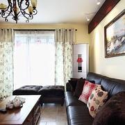 三室两厅沙发装修