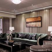三室两厅两卫沙发图片