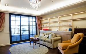 2015摩登时尚前卫新古典酒店公寓装修效果图