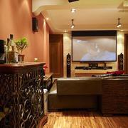 东南亚风格别墅设计图片