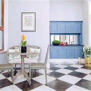 别墅地板砖设计图片