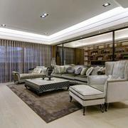 一室一厅沙发设计