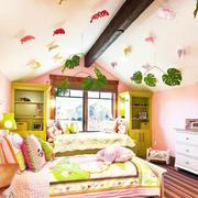 童真系列儿童房间设计