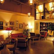 温馨型咖啡店设计