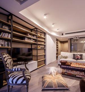 两室一厅客厅装修