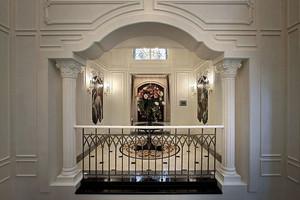 200平米海滨度假村常用的欧式高贵古典的别墅装修效果图