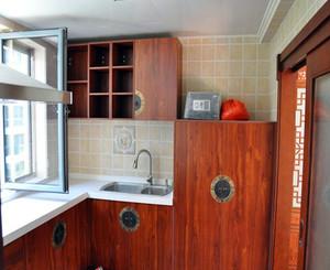 传统型橱柜装修欣赏