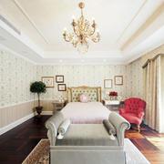 温馨色调别墅设计图片