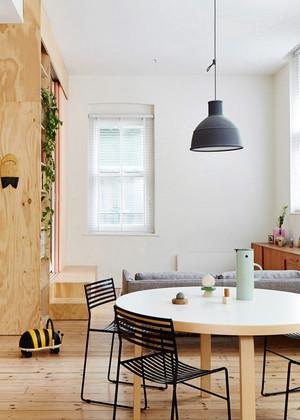 突破单一烦闷的设计:混搭风格家居装修效果图