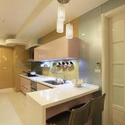 酒店公寓厨房装修