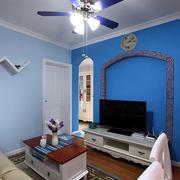 电视背景墙案例欣赏