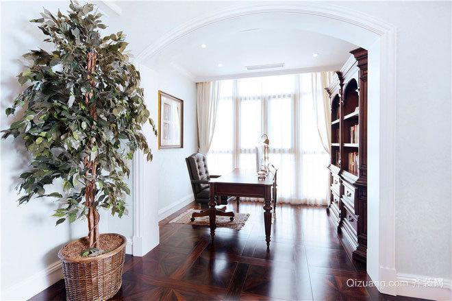 触动心弦品位悠长明悦色调的优雅别墅装修效果图