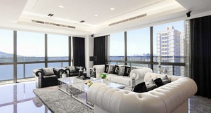 酒店公寓沙发装修