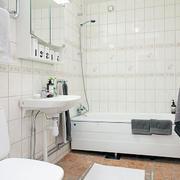 浴室浴缸装修图片