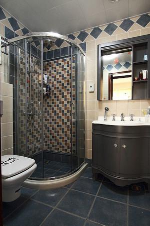 三室两厅卫生间装修