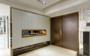 一室一厅进门走道图片