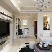 欧式风格公寓设计图片