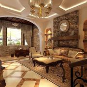 欧式风格别墅装修设计