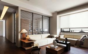 清新客厅设计图片