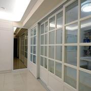 房屋玻璃墙装修设计