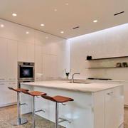 开放式厨房吧台装修