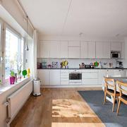 开放式厨房装修大全