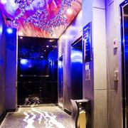 浪漫风格电梯装修设计
