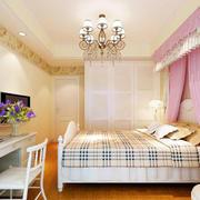温馨色调房间装修设计