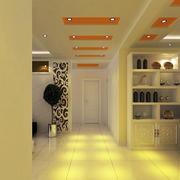 客厅走廊吊顶装修