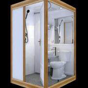 小巧型浴室装修图片