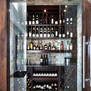 红酒酒柜装修设计