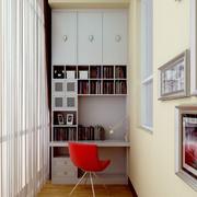 小书房走道装修设计