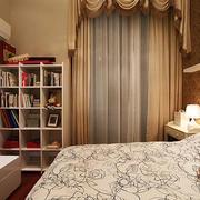 三室两厅窗帘装修