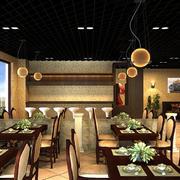咖啡店桌子设计图片