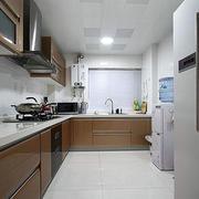 别墅厨柜装修设计