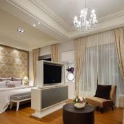 酒店公寓吊顶设计
