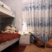三室两厅卧室装修