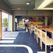 大气型咖啡店设计