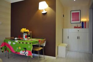 单身公寓餐厅设计