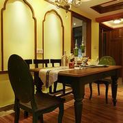 别墅餐厅设计图片