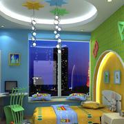 儿童房间墙壁设计