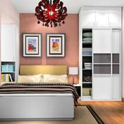 传统型小卧室装修图片