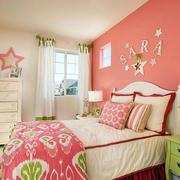 粉色调房间装修设计