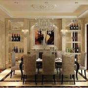 别墅餐厅装修设计