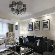 后现代客厅装饰