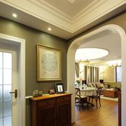 客厅天花板装修